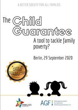 Event Child Guarantee